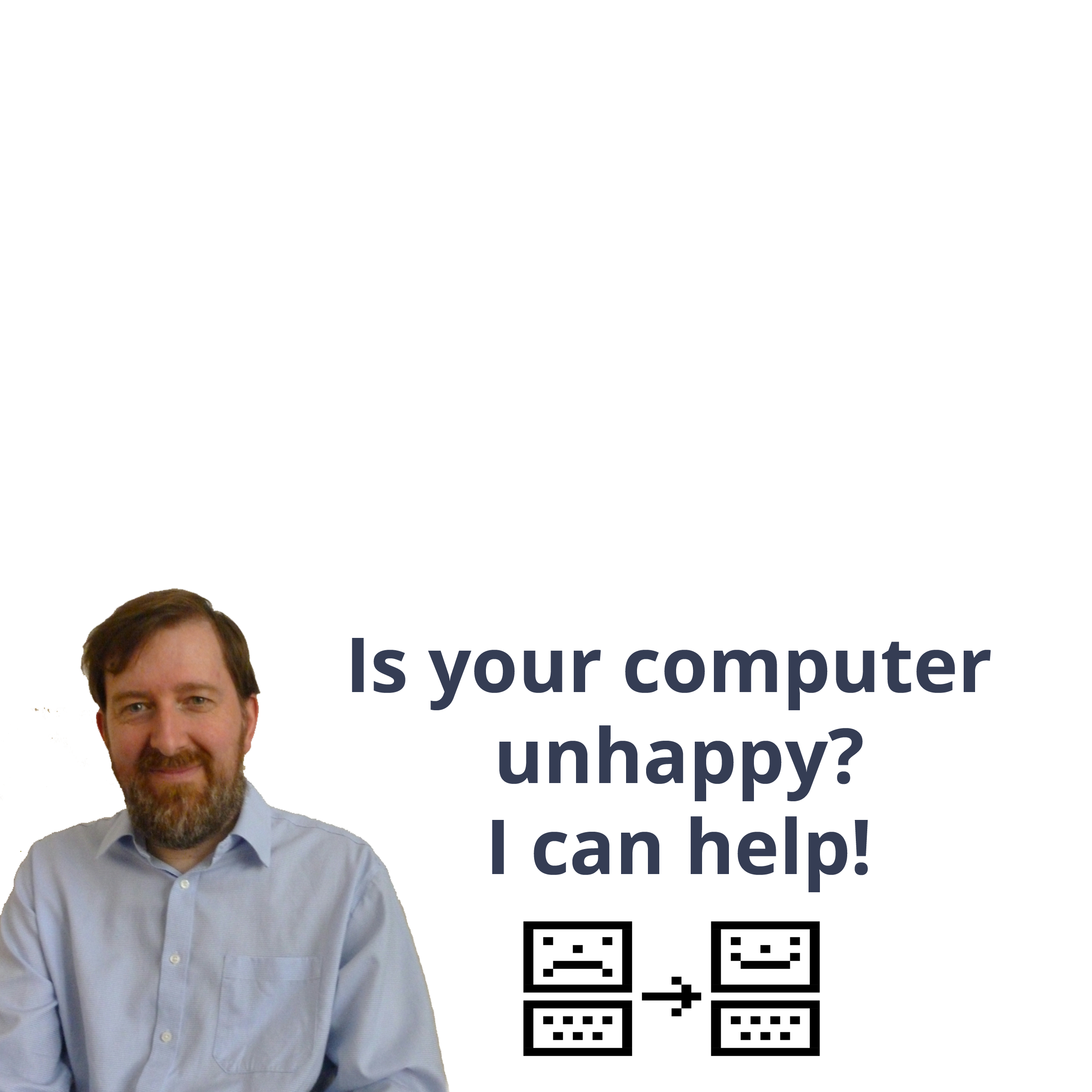 Jim Fernbank: Computer support in London