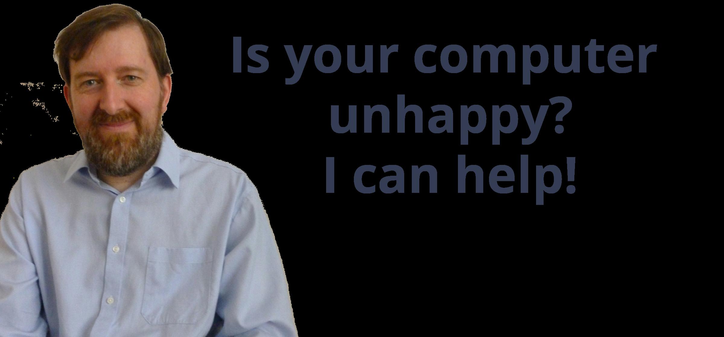 Jim Fernbank: Computer support in London